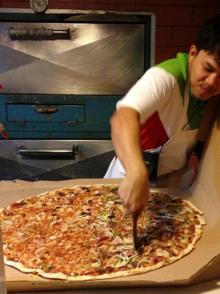 Greenoz Pizzaria