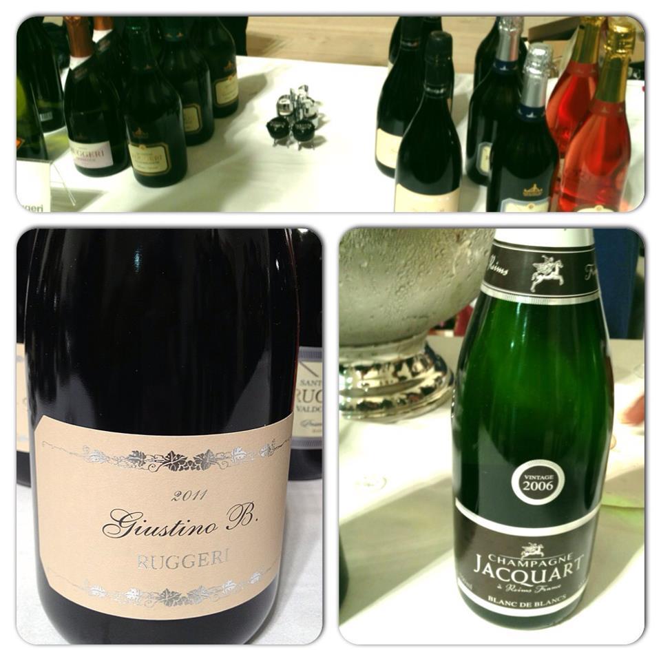 Prosecco & Champagne